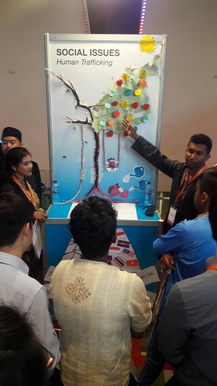 กิจกรรม Youth Model ASEAN Conference 2015