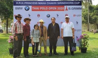 Thai Polo Open 2020