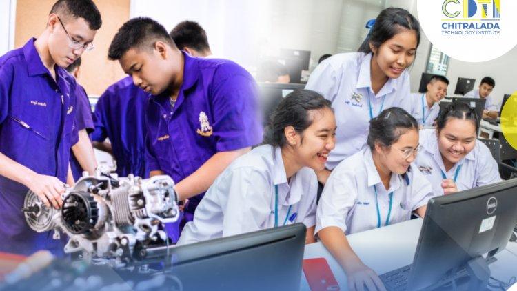 เปิดรับนักศึกษาใหม่ ในระดับ ปวช. ประจำปีการศึกษา 2564