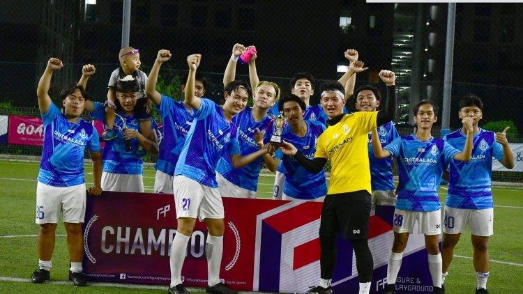 ชมรมฟุตบอล CDTI คว้ารางวัลรองชนะเลิศอันดับ 1 Campus Comunity Cup 2021