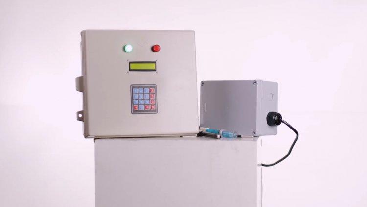 อุปกรณ์ประมาณค่าพารามิเตอร์สำหรับระบบบำบัดน้ำเสียแบบตะกอนเร่งด้วยระบบฟัซซี่ลอจิก (Fuzzy Logic)