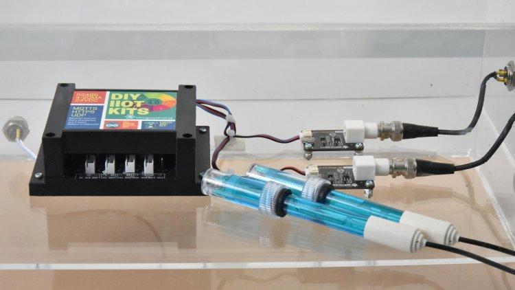 การพัฒนาเครื่องตรวจวัดปริมาณสารซัลไฟต์ในกระบวนการผลิตผลไม้อบแห้ง