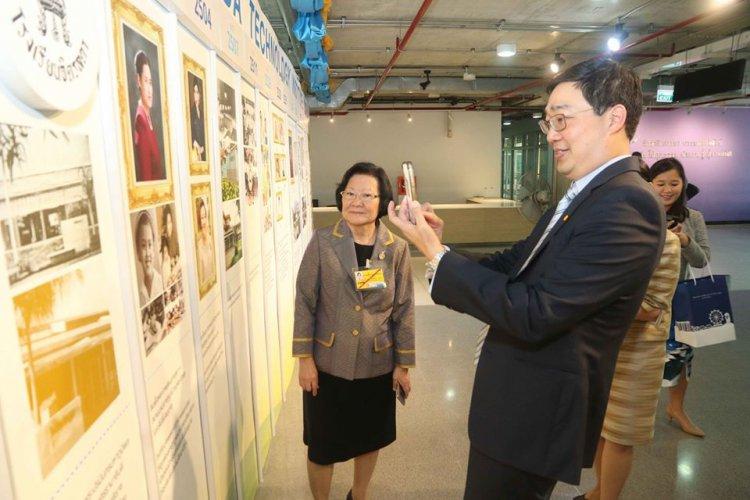 หารือความร่วมมือทางวิชาการ ระหว่าง สจด. และสถาบันการศึกษาในประเทศสาธารณรัฐสิงคโปร์