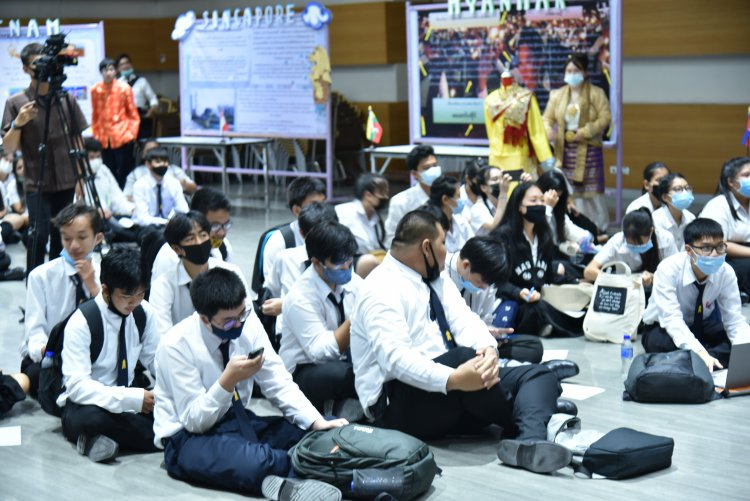 นิทรรศการวัฒนธรรมชาติต่างๆ ในอาเซียน เนื่องในวันอาเซียน (ASEAN Day)